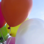 These uplifting balloons grant you a wish
