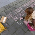 Chalk talk (a.k.a. What's in my kindness kit?)