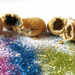 How to make peanut glitter bombs