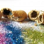 How to make peanut glitter bombs