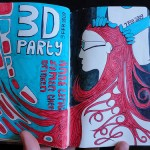 Creative challenge: Keep an illustration journal