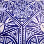 Past Project: Ballpoint doodles