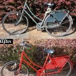 Bike makeover