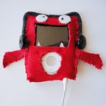 Past project: Ipod sleeve