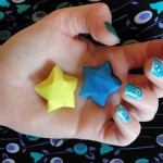 How to make lucky stars