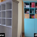 Past Project: Craft closet makeover