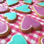 On how I baked Valentine cookies for my entire flat