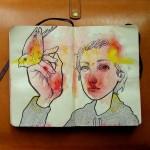Creative challenge: Make stain sketches