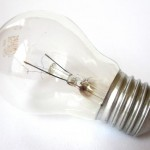 Hollow light bulb