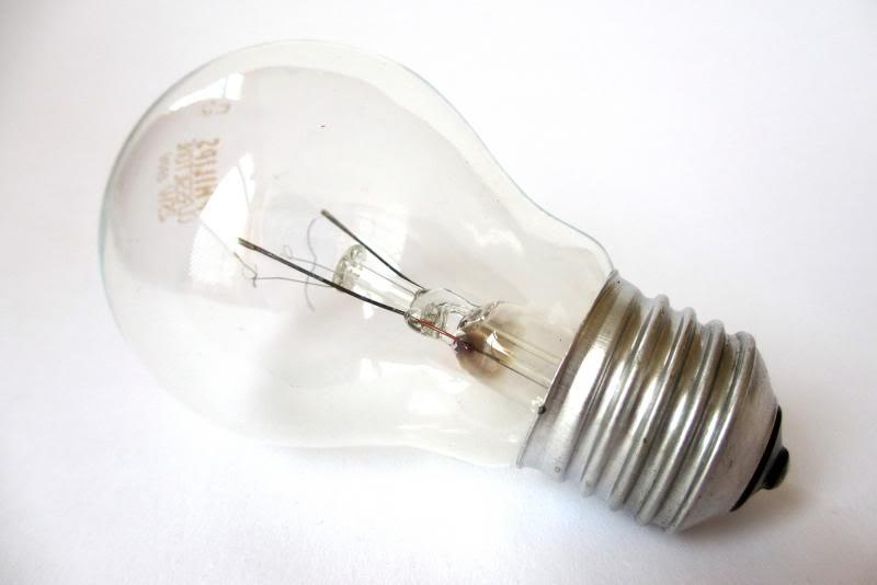 Hollow light bulb - Magical Daydream