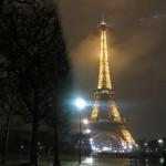 Paris III: The charm of strolling around in the rain