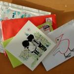 Creative challenge: Make postcards