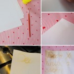 How to write a secret letter