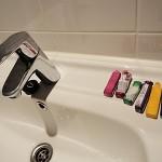 Soap crayons