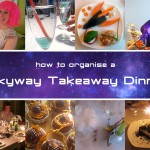 How to throw a Milky Way Takeaway dinner party