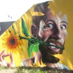 Graffiti festival 'Step in the Arena' 2015