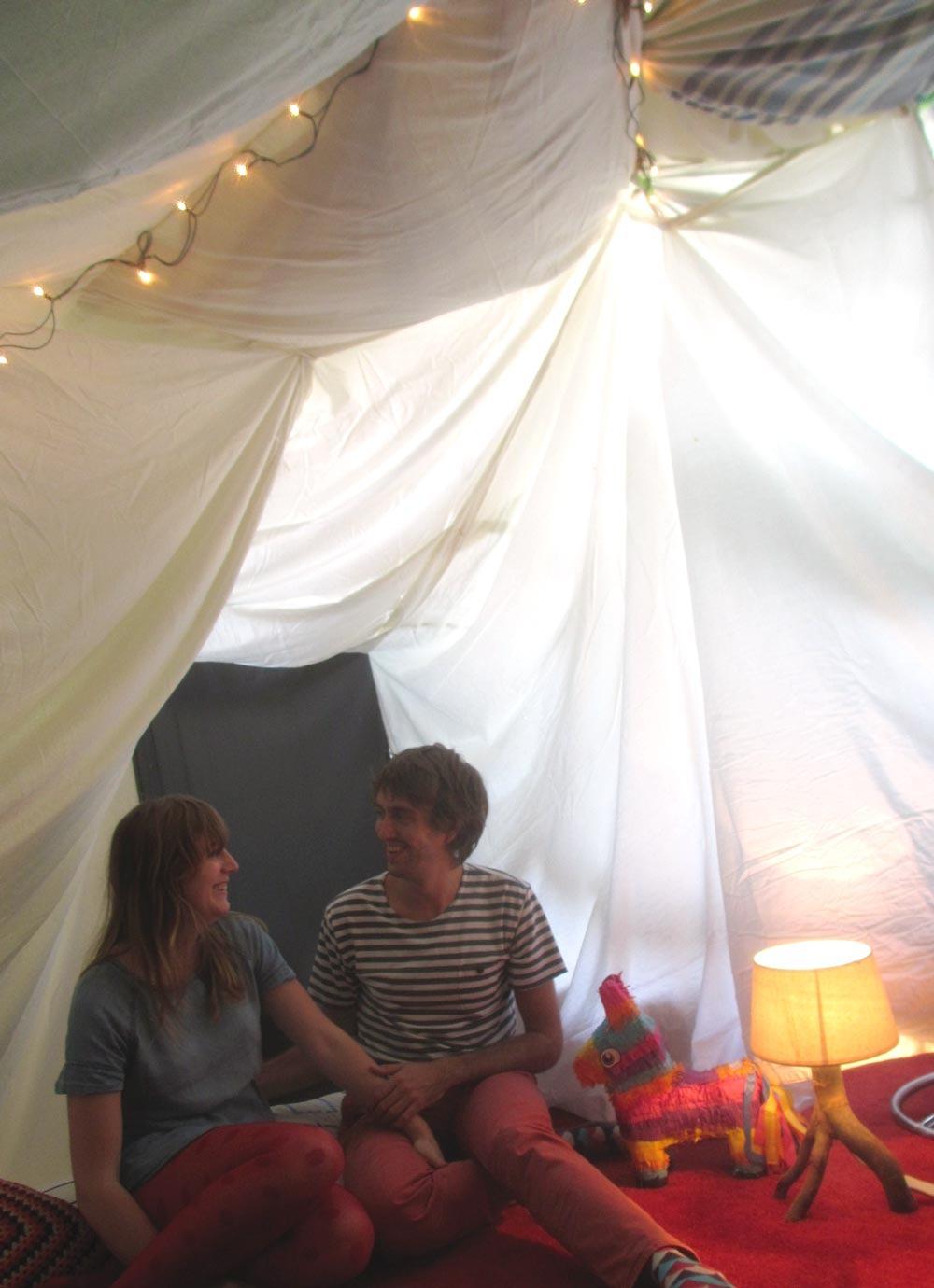 Birthday Blanket Fort Magical Daydream