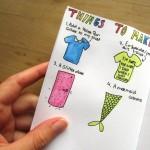 Happy Habit 2: Take a pen and idea notebook everywhere I go