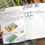 Happy Habit 2: Take a pen and idea notebook everywhere I go (result)