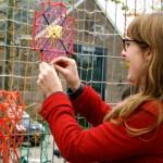 Municipality of Eindhoven is a fan of yarn bombing: it even hosts workshops!