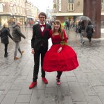 The red rose dress project: a more fun way to celebrate Valentine's Day