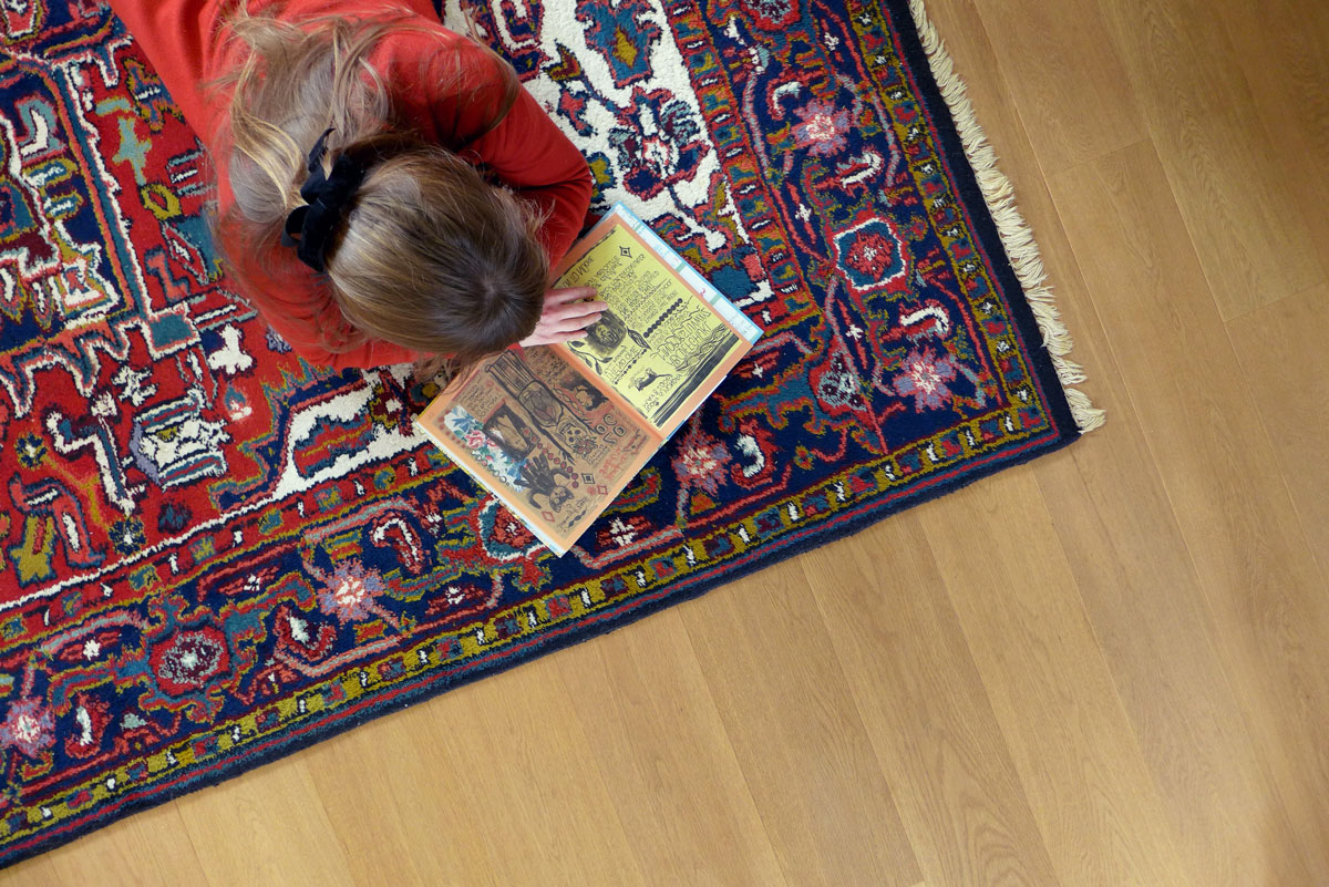 digital detox read rug