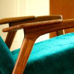 Refurbish a vintage Yngve Ekström Ruster lounge chair